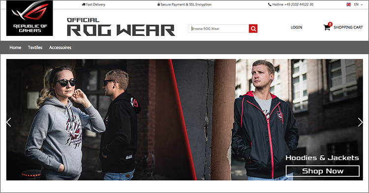 plentymarkets ROG Wear