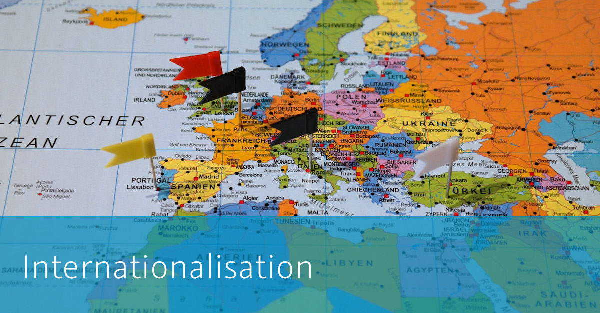 Internationalisation ECommerce