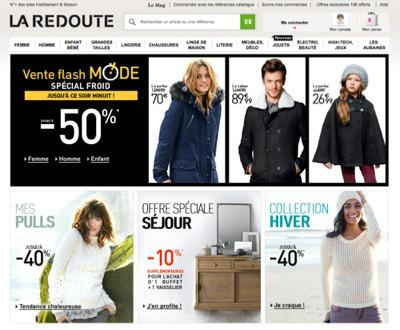 New interface in plentymarkets 4 5 la redoute lets you offer your items on t - La redoute catalogues ...